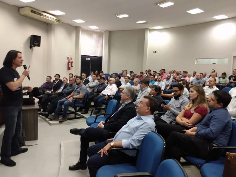Marcelo Lombardo falou sobre trajetória e estratégias de crescimento em empresas do Vale do Silício