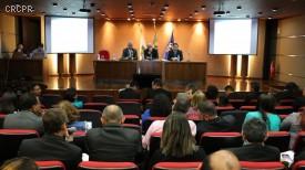 Seminário reúne vice-presidentes e chefes de Registro do Sistema CFC/CRCs