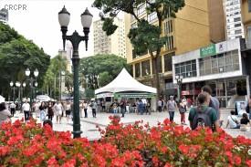 Contribuintes de Curitiba tiraram dúvidas sobre destinação de imposto de renda para projetos do FIA