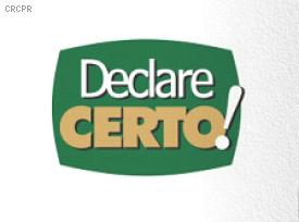 CRCPR participará do Declare Certo na próxima sexta, 12/4