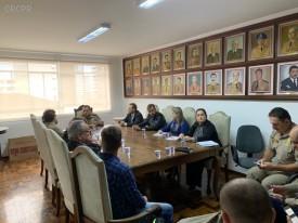Jucepar e Corpo de Bombeiros discutem integração ao Empresa Fácil