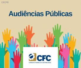 Sete normas estão com consultas públicas abertas no portal do CFC