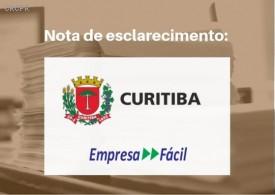 Prefeitura de Curitiba orienta profissionais da contabilidade sobre registro empresarial no Empresa Fácil