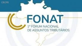 CFC, Receita e Fenacon realizam a 1ª edição do Fórum Nacional de Assuntos Tributários