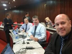 Em Brasília, CRCPR participa de reunião de Comissão do EPC