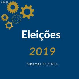 Eleições Sistema CFC/CRCs 2019: conheça os integrantes da chapa única inscrita para renovação de 1/3 do plenário do CRCPR