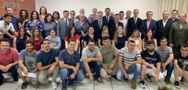 CRCPR prestigia solenidade de criação do NAF na Faculdade Maringá