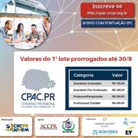 Integrantes da Comissão Jovem percorrem universidades do interior para divulgar o CPAC.PR