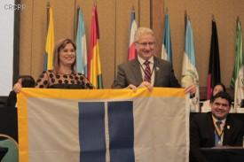 Contadora brasileira assume a presidência da Associação Interamericana de Contabilidade