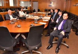 CRCPR sedia encontro mensal do Comitê de Olho na Transparência