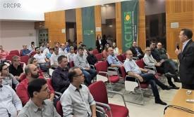 Marcos Rigoni fala dos avanços da Jucepar a contabilistas de Toledo
