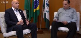 Flash CRCPR lança vídeo de entrevista com o novo VP de Registro