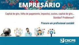 """Baixe grátis, em vários formatos, os novos temas da campanha """"Procure um profissional contábil""""!"""