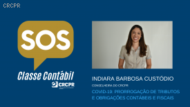 SOS Classe Contábil lança vídeo sobre