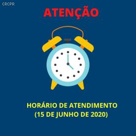 Sede do CRCPR em Curitiba encerra expediente hoje (15/6) às 14h30 devido ao novo Decreto 774/2020 da Prefeitura de Curitiba