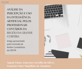 Análise da Percepção e Uso da Inteligência Artificial pelos Profissionais Contábeis da Região da Grande Curitiba