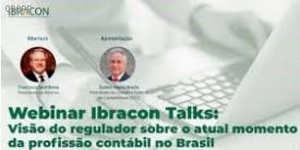 Em evento do Ibracon, presidente do CFC fala sobre o momento atual da profissão