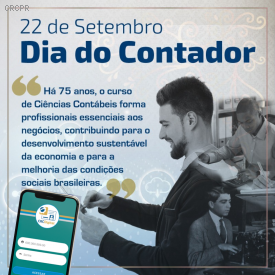 Dia do Contador: o registro como o primeiro passo da carreira