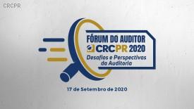 Fórum do Auditor 2020: palestras estão disponíveis no YouTube