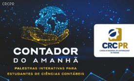 Contador do Amanhã leva palestra sobre o CRCPR e a profissão contábil pala alunos da CESREAL e FAFIMAN