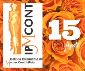 IPMCont completa 15 anos com celebração virtual