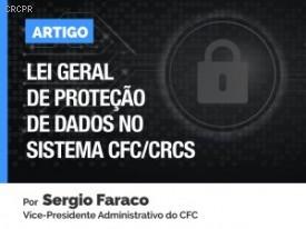 Lei Geral de Proteção de Dados no Sistema CFC/CRCs