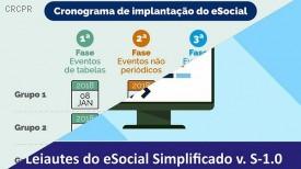 eSocial: publicada versão final do leiaute simplificado (S-1.0)