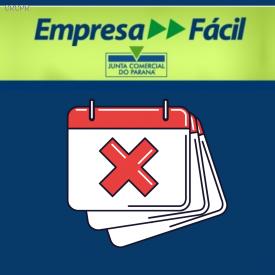 ATENÇÃO, profissional da contabilidade! Jucepar cancela processos em exigência após 90 dias