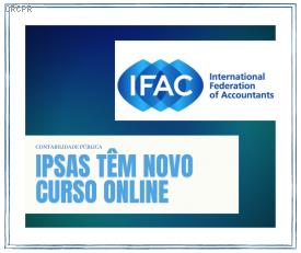 Ifac publica materiais de curso sobre as Normas Internacionais Aplicáveis ao Setor Público