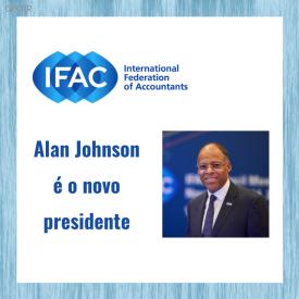 Ifac realiza assembleia e empossa novo presidente, Alan Johnson
