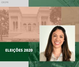 Conselheira do CRCPR é a vereadora mais votada em Curitiba