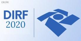 DIRF: Receita publica regulamento para ano-calendário 2020