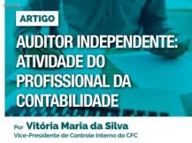 Auditor independente: atividade do profissional da contabilidade