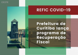 Prefeito de Curitiba sanciona lei e Refic-Covid-19 entra em vigor, com prazo de adesão até 29 de janeiro