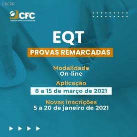 Inscrições abertas para Exames de Qualificação Técnica – Auditoria e Perícia. Prazo vai até 20 de janeiro.