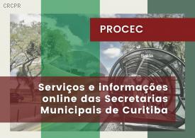 Prefeitura de Curitiba divulga serviços digitais