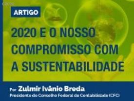 2020 e o nosso compromisso com a sustentabilidade