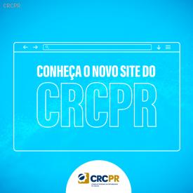 CRCPR lança novo site