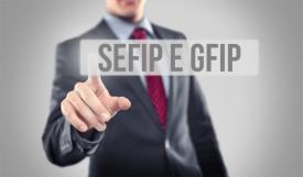 Aplicativo Sefip/GFIP é atualizado